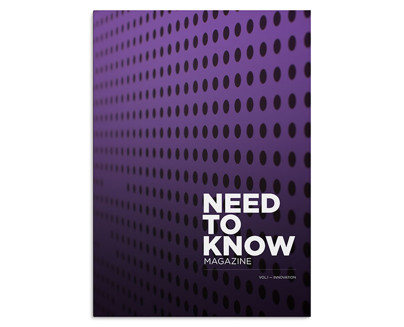 Need To Know Vol.1
